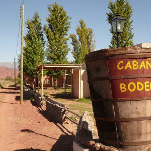 Bodega près de Salta en Argentine