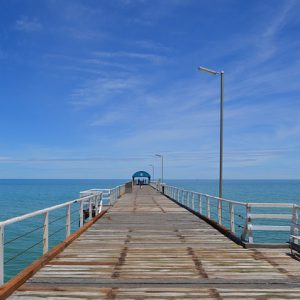 Henley Beach Adelaide en Australie