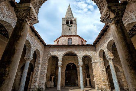 Porec-basilique-Croatie