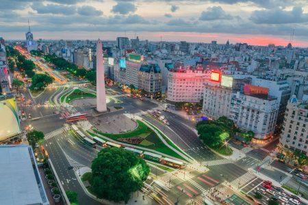 Obélisque Buenos Aires Argentine