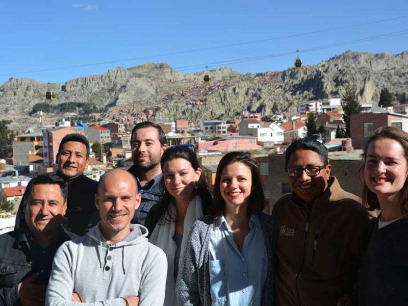 Agence de voyage locale Terra Bolivie