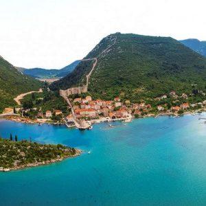 Péninsule en Croatie