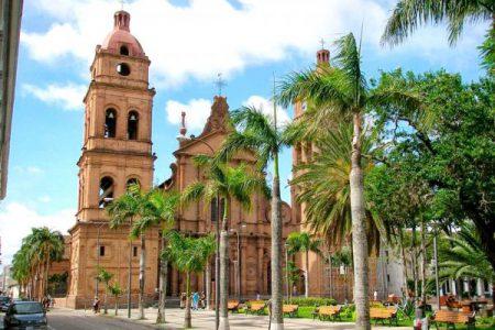 Santa Cruz en Bolivie