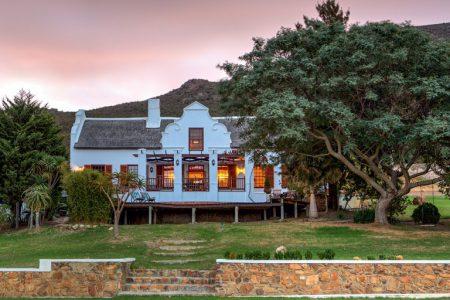 Tulbagh oudekloof en Afrique du Sud