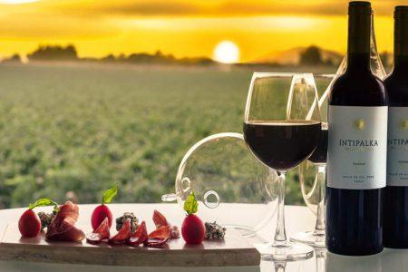 Vin Intipalka Tannat au Pérou
