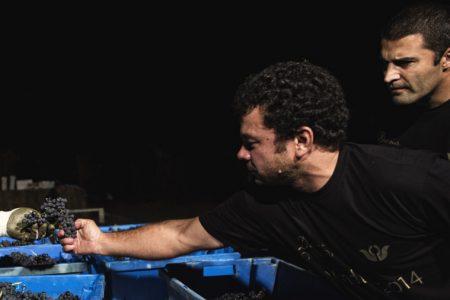 Victor Conceição est oenologue et producteur de vins