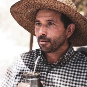 Don Daniel, gaucho Argentin