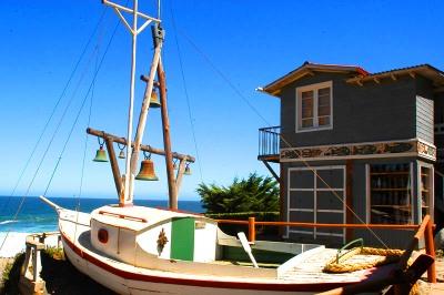 Pablo Neruda Maison Isla Negra au Chili