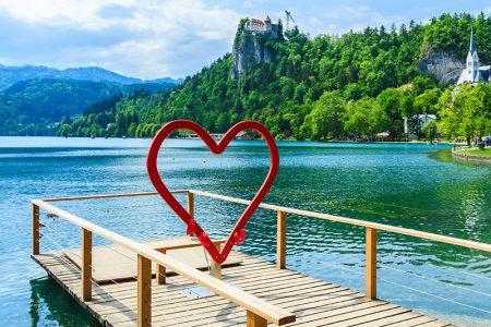 Slovenie Bled