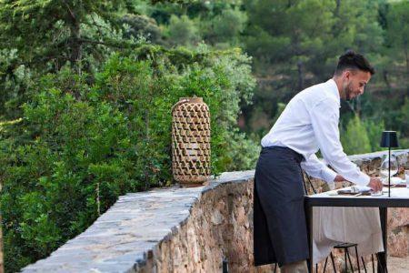 Route des vins dans la région du Priorat