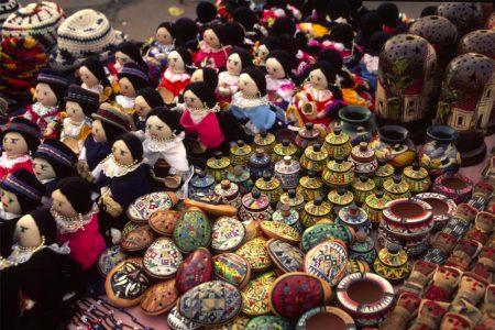 Equateur-marche-otavalo