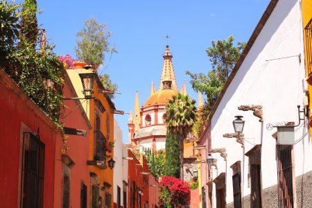 Mexique-San Miguel de Allende