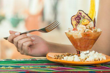 La gastronomie équatorienne à l'honneur, avec son ceviche