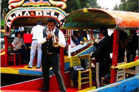 xochimilco-mexique