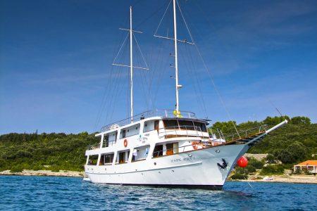 Croisière en Croatie à bord du Black Swan