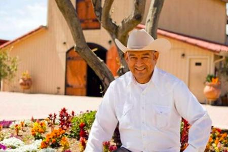 Pepito, expert en vin Mexicain